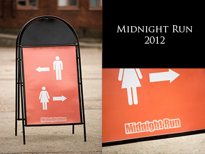 A-teline Midnight Run 2012